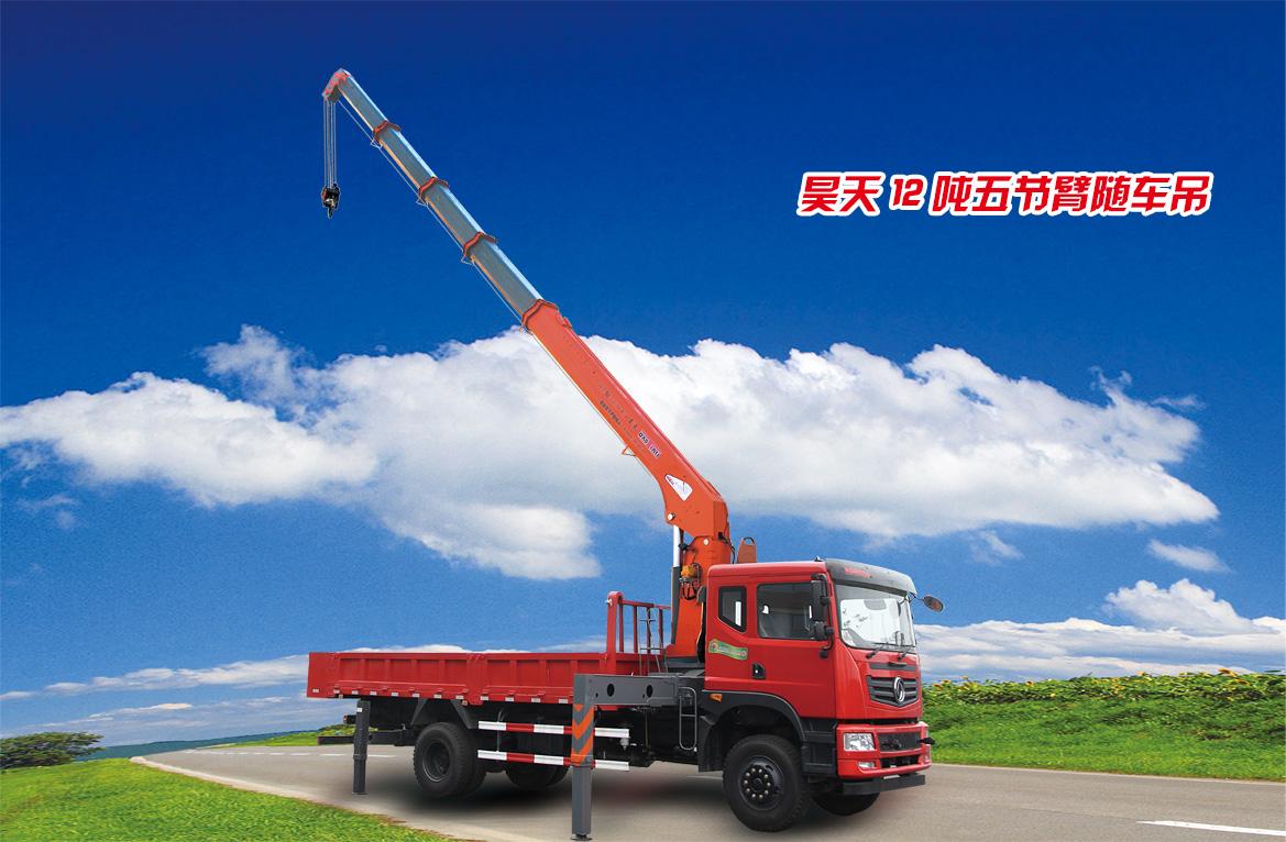 广西随车起重运输车市场需求分析